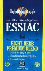 Essiac Tea in 1 Oz. Packets