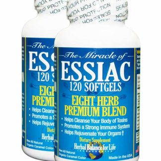 Essiac Soft Gels 2 pack