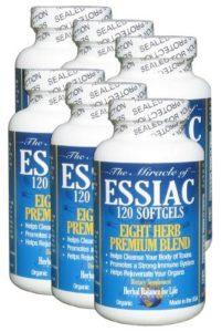 Essiac Soft Gels, 6 pack