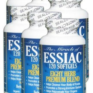 Essiac Soft Gels, 6 pack